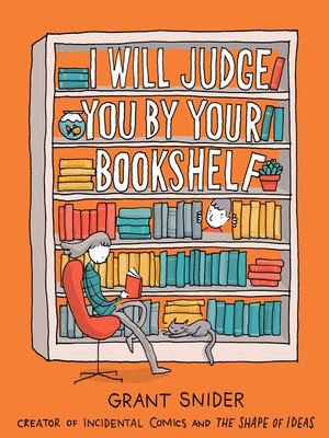 cover image of I Will Judge You by Your Bookshelf