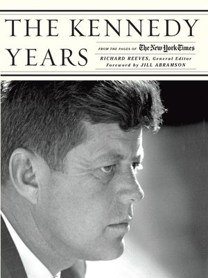 cover image of The Kennedy Years