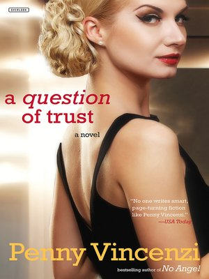 cover image of A Question of Trust