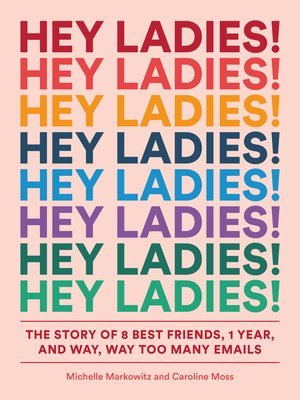 cover image of Hey Ladies!