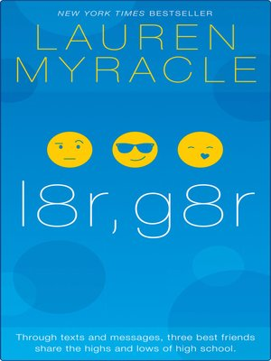 cover image of l8r, g8r--10th Anniversary update and reissue