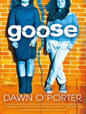 cover image of Goose