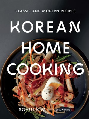 cover image of Korean Home Cooking