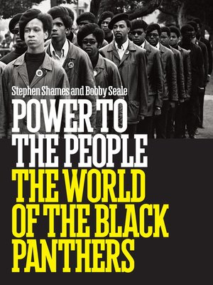 cover image of Power to the People