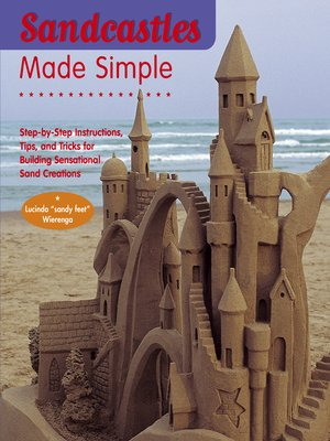 cover image of Sandcastles Made Simple