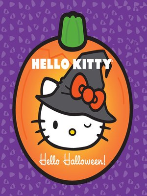 cover image of Hello Kitty, Hello Halloween!