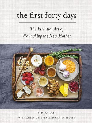 cover image of The First Forty Days