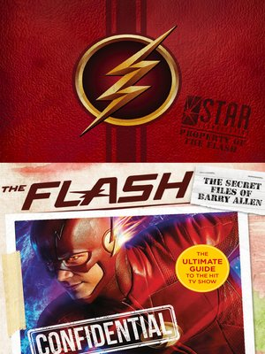 cover image of The Flash: The Secret Files of Barry Allen