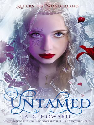 cover image of Untamed (Splintered Series Companion)