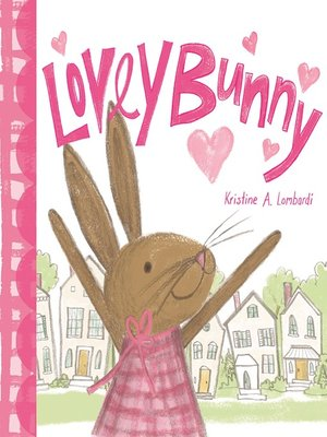 cover image of Lovey Bunny