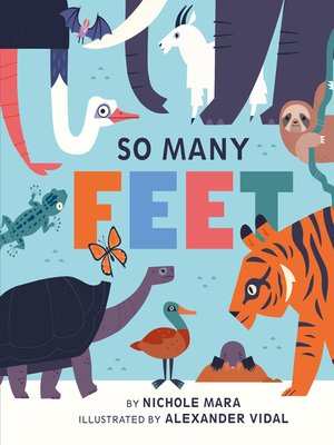 cover image of So Many Feet