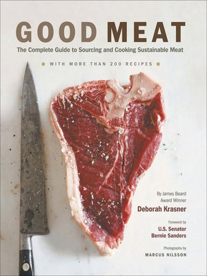 cover image of Good Meat