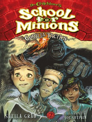 cover image of Gorilla Tactics