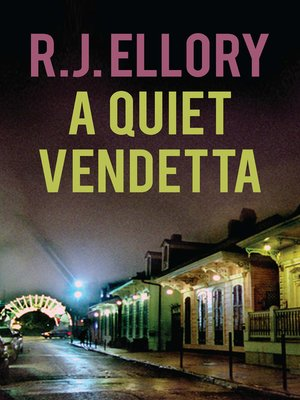 cover image of A Quiet Vendetta