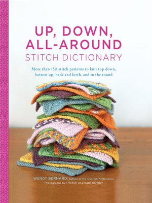 cover image of Up, Down, All-Around Stitch Dictionary