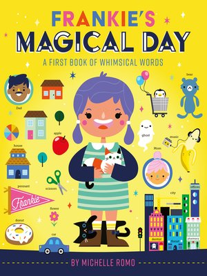 cover image of Frankie's Magical Day