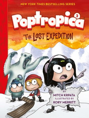 cover image of The Lost Expedition
