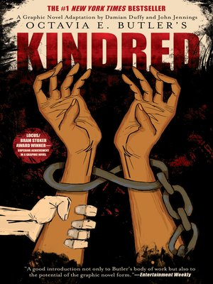 cover image of Kindred: A Graphic Novel Adaptation