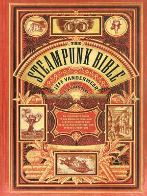 cover image of The Steampunk Bible