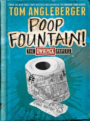 cover image of Poop Fountain!