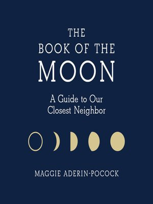 cover image of The Book of the Moon