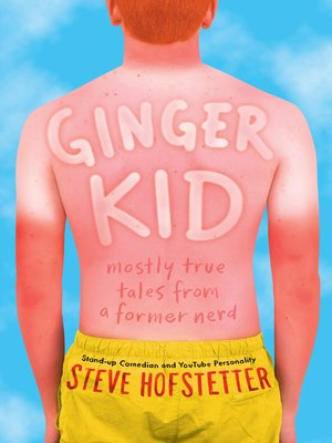 cover image of Ginger Kid