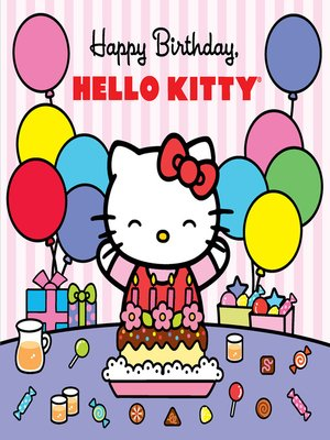 cover image of Happy Birthday, Hello Kitty