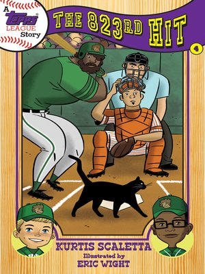 cover image of A Topps League Story