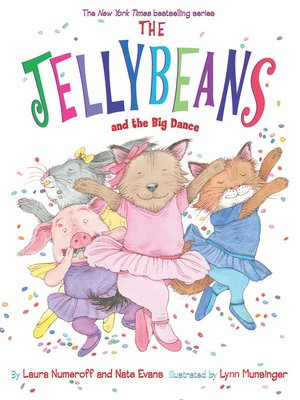 cover image of The Jellybeans and the Big Dance