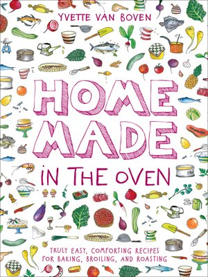 cover image of Home Made in the Oven
