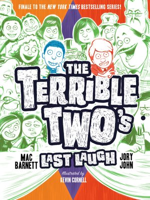 cover image of The Terrible Two's Last Laugh