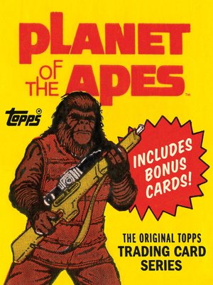 cover image of Planet of the Apes