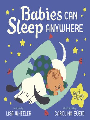 cover image of Babies Can Sleep Anywhere