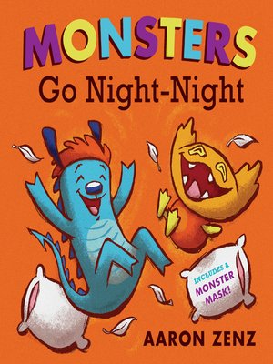 cover image of Monsters Go Night-Night