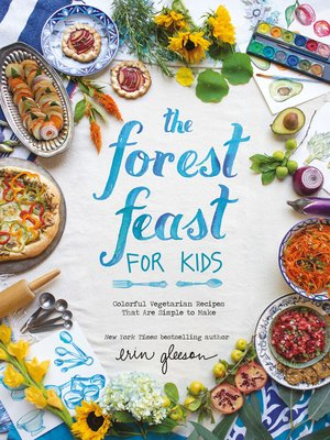 cover image of The Forest Feast for Kids