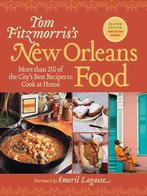 cover image of Tom Fitzmorris's New Orleans Food