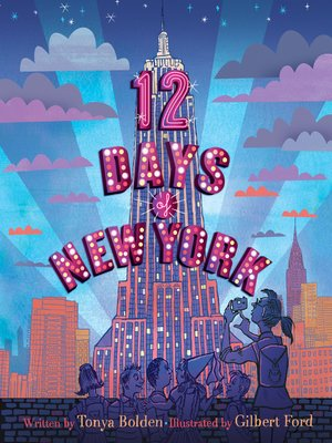 cover image of 12 Days of New York