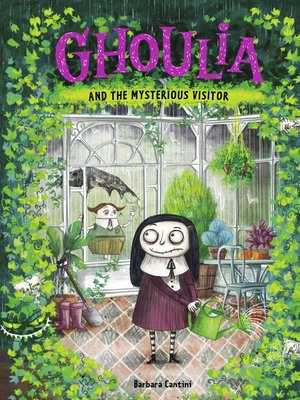 cover image of Ghoulia and the Mysterious Visitor