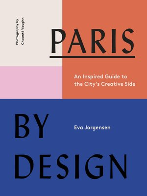 cover image of Paris by Design