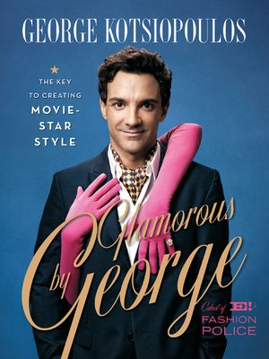 cover image of Glamorous by George