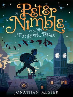 cover image of Peter Nimble and His Fantastic Eyes