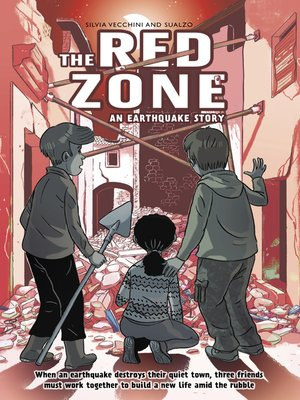 cover image of The Red Zone