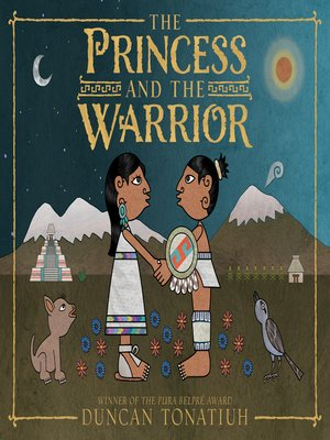 cover image of The Princess and the Warrior
