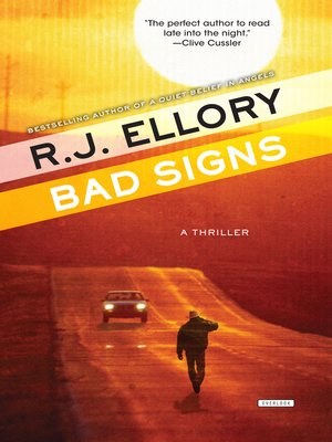 cover image of Bad Signs