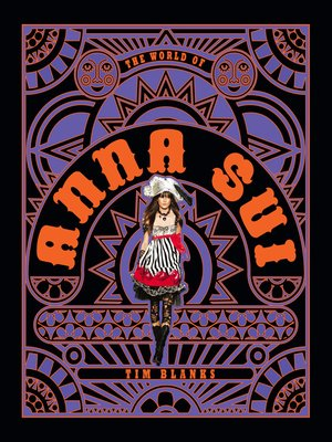 cover image of The World of Anna Sui