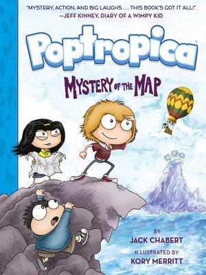 cover image of Mystery of the Map