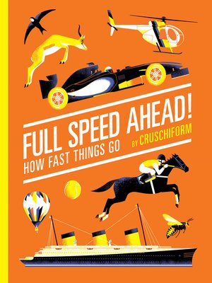 cover image of Full Speed Ahead!