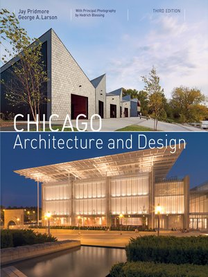 cover image of Chicago Architecture and Design