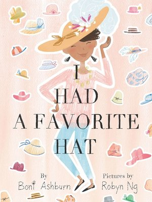 cover image of I Had a Favorite Hat