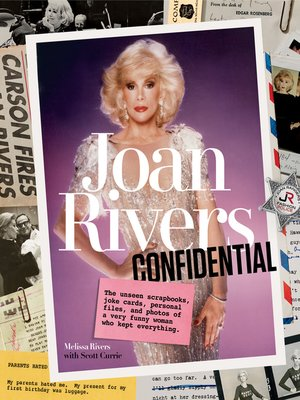 cover image of Joan Rivers Confidential